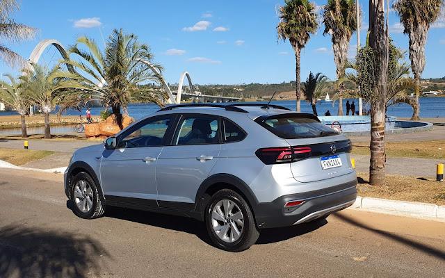 Novo VW Nivus 2021 - custo de manutenção mais baixo do Brasil