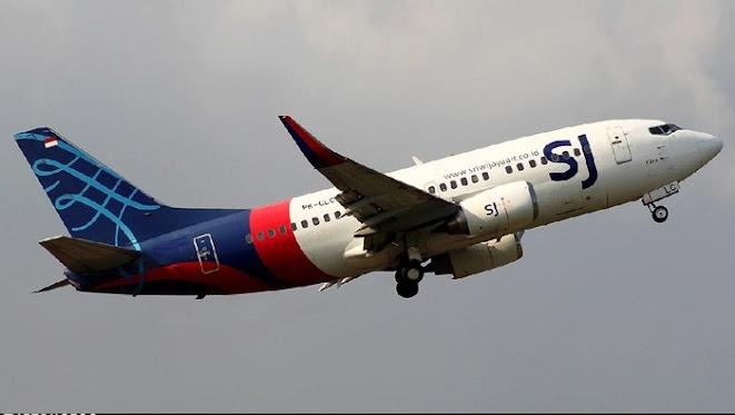 Sriwijaya Air Jelaskan Pengalihan Penumpang NAM Air ke Penerbangan SJ182