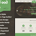 New Food & Restaurant WordPress Theme