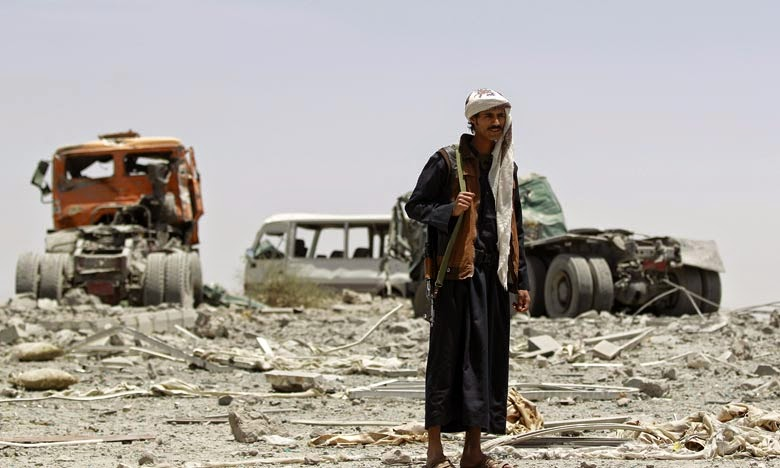 Deadly fighting in Yemen