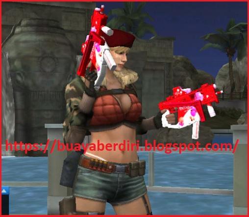 Kriss S.V Merah Putih Pointblank