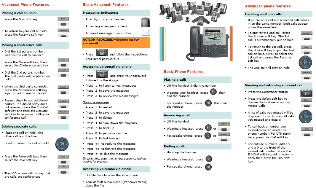 Cisco IP Phone User Guide ~ Cisco Networking Center