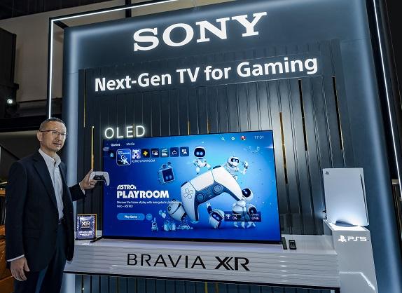 Sony BRAVIA XR A90J, A80J and X90J Gaming TVs
