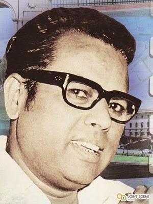 Kerala writer: Vayalar Ramavarma