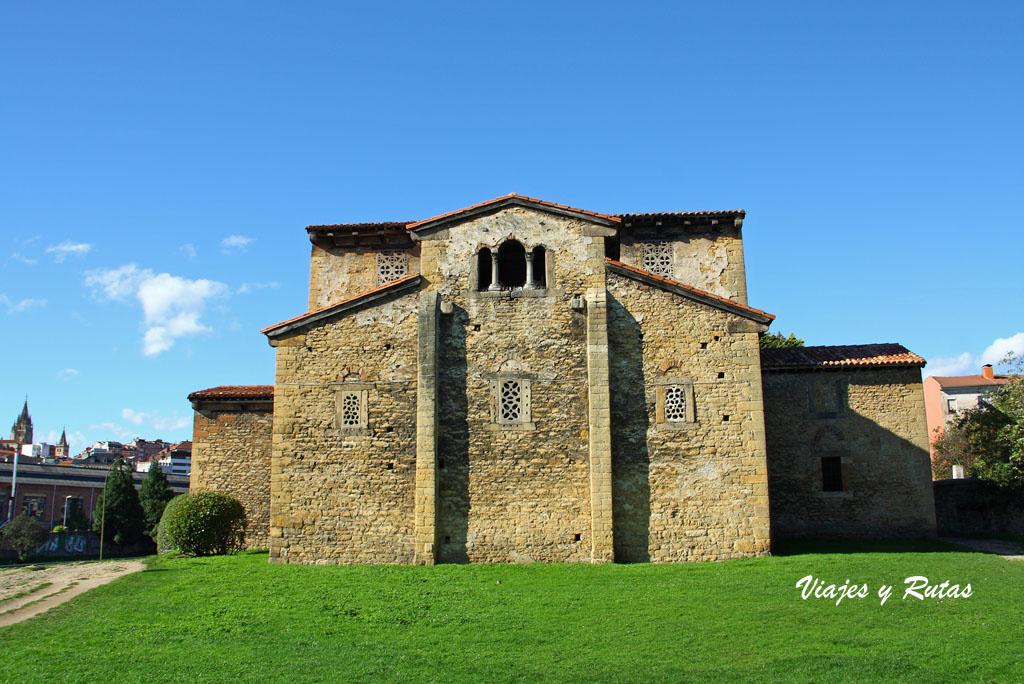 Iglesia de Santullano de Oviedo