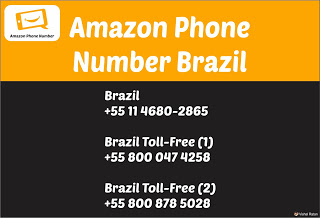 Amazon Phone Number Brazil