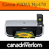 Canon PIXMA MP470 Driver Download - For Mac And Windows
