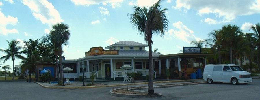De regreso a Everglades City