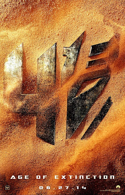 Poster oficial pentru Tranformers: Age Of Extinction