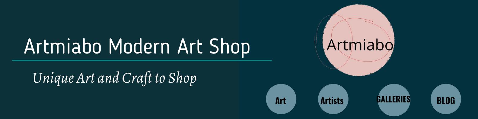 Artmiabo Modern Art  Shop