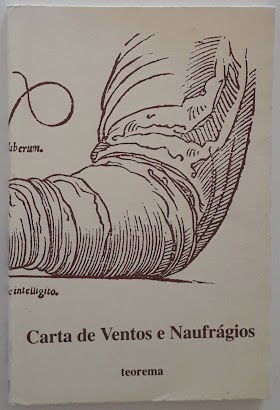 Carta de Ventos e Naufrágios   10,00€