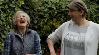 Miranda Hart and Dee Hart Dyke
