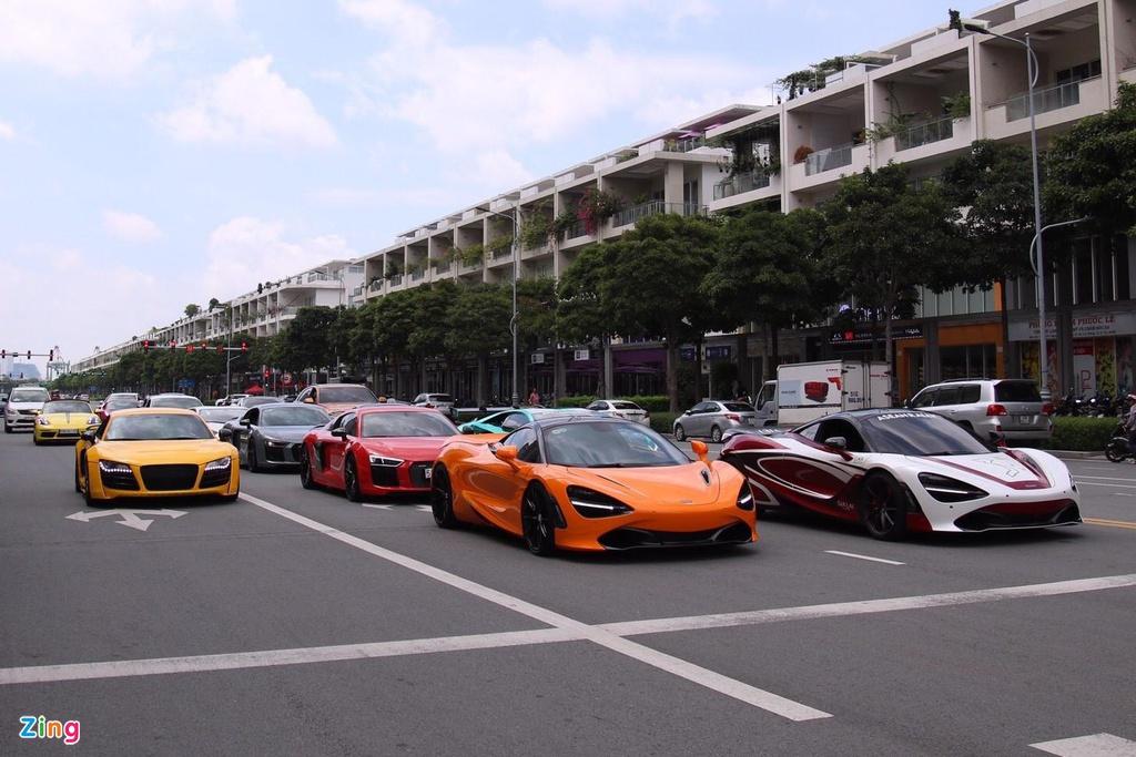 Khép lại 10 năm Car Passion - hành trình siêu xe đầu tiên của VN