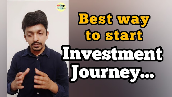 Best way to begin investment journey in India... Index Mutual Fund | Investing Ideas by APDaga