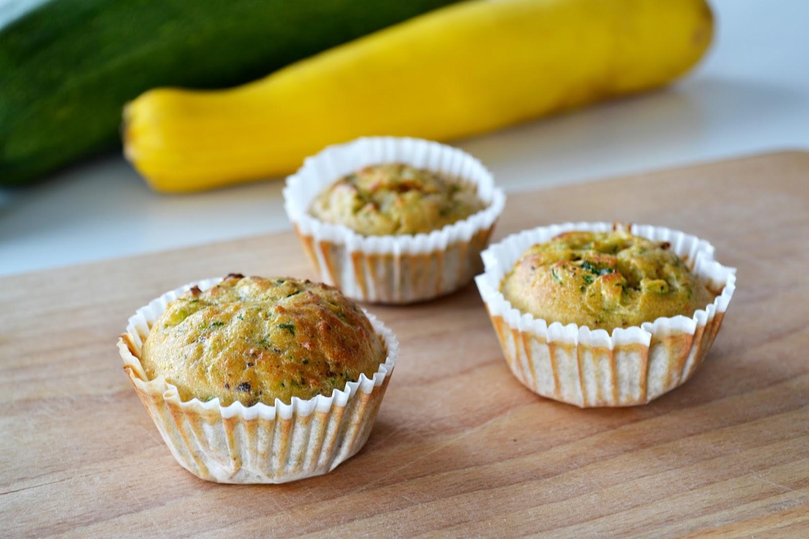 muffinki na słono