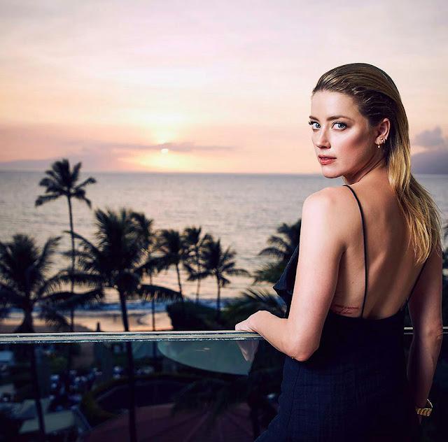 100+ Best Amber Heard 4K Mobile Wallpaper