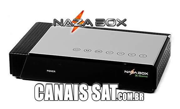 Nazabox X Game Atualização V3.5.9 - 29/03/2021