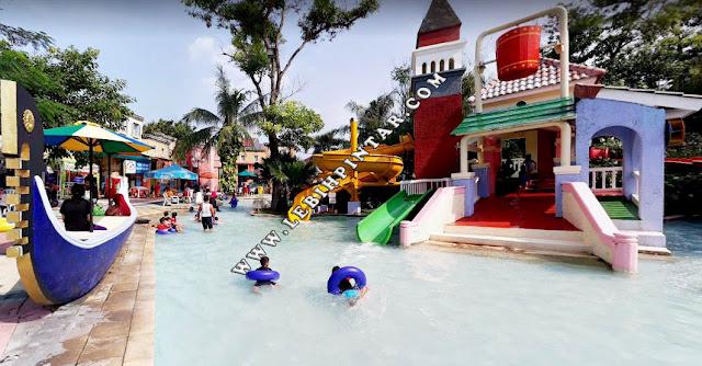 Alamat lengkap harga jam buka kolam renang Venetian Water Carnaval Tambun Bekasi