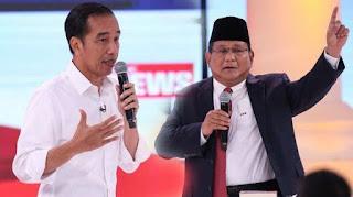 Prabowo jokowi relawan ndeso