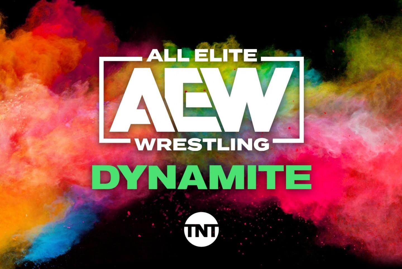 Combates anunciados para o AEW Dynamite