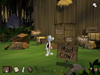 Videojuego Bone - The Great Cow Race