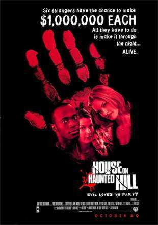House on Haunted Hill 1999 BRRip 720p Dual Audio In Hindi English