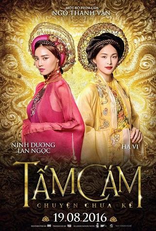 Tấm Cám: Chuyện Chưa Kể - Tam Cam: The Untold Story