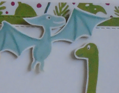 Craftyduckydoodah, Dino Days, Dinoroar DSP, Kids cards, Susan Simpson UK Independent Stampin' Up! Demonstrator, Supplies available 24/7 from my online store,