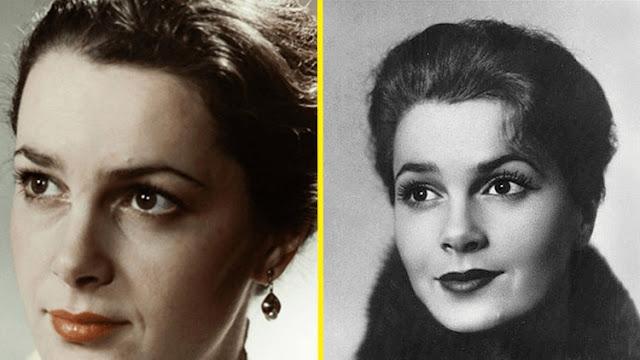 Все секреты красоты Элины Быстрицкой — красивейшей женщины современности