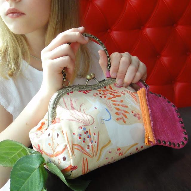Сумка с единорогом для девочки - ручная работа, доставляемся почтой или курьером. Подарок дочке искать не надо, пишите на почту oksmoroz@yandex.ru
