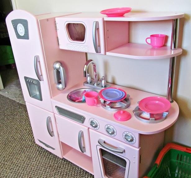 Kidkraft Pink Kitchen: KidKraft Toys & Furniture: Jadelouisedesigns.com Reviews