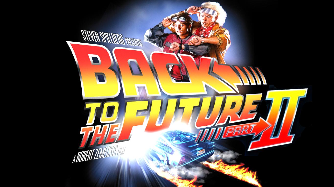 Teacher Bruno Gon Back To The Future 2
