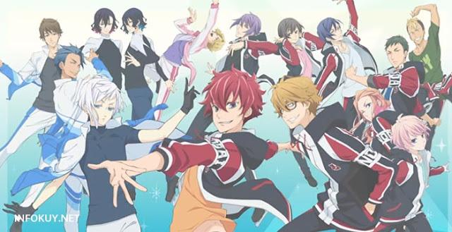 Sinopsis Skate-Leading☆Stars