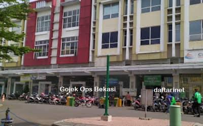 Alamat gojek Ruko Emerald Summarecon Bekasi