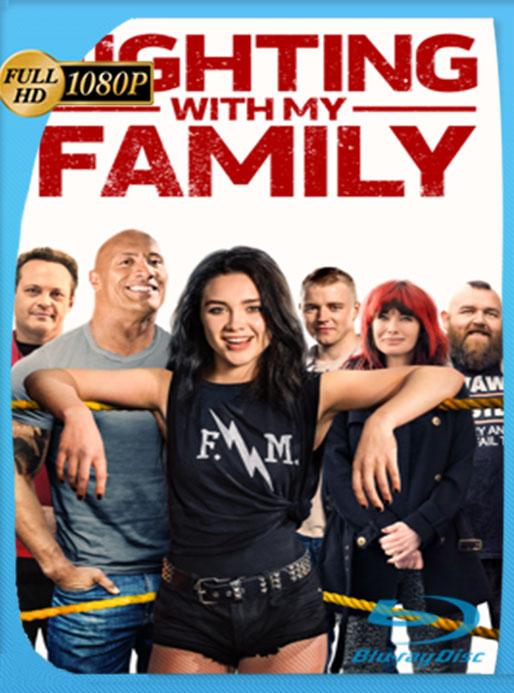 Luchando con mi familia (2019) HD 1080p BRRip Latino Dual[GLMA]