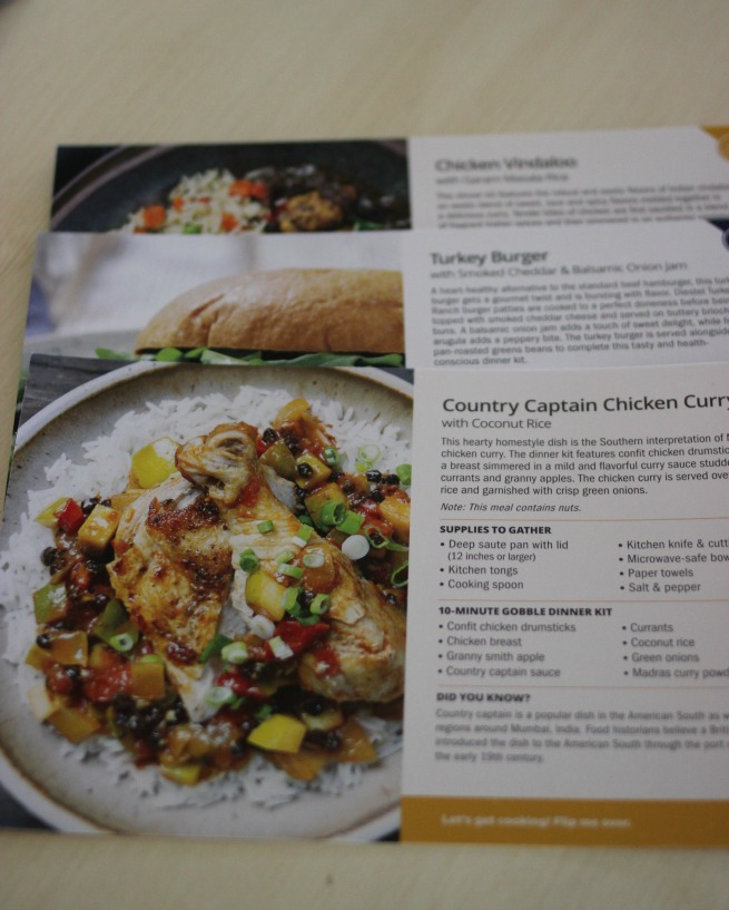 We Tried The 10 Minute Dinner Kit from Gobble. Did It Measure Up?
