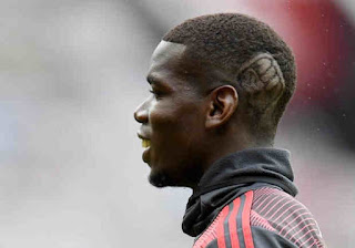 Paul Pogba flaunts new Black Lives Matter roused hair style in front of match against Bournemouth