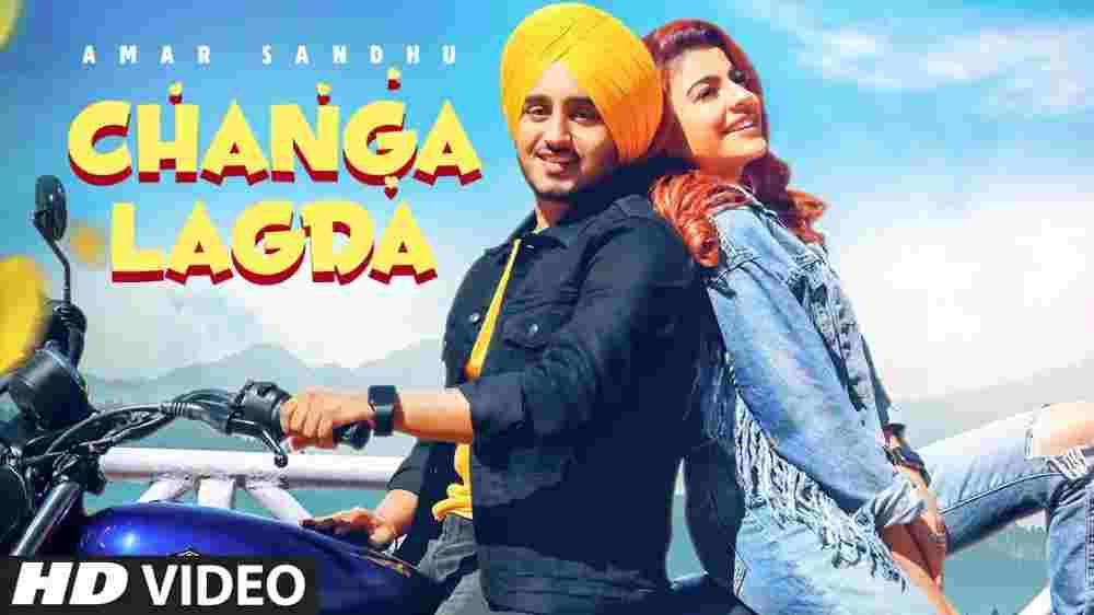 Changa Lagda Lyrics -  Amar Sandhu