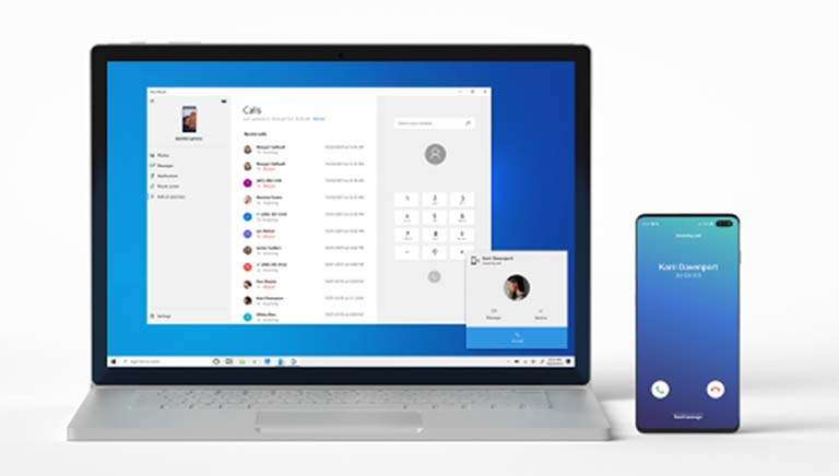 Panggilan Telepon Windows 10 Akan Mendukung Semua Ponsel Android 7+
