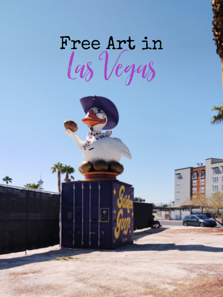 In the last decade or so, Sin City has become a real mecca of amazing artists from around the world, and I soaked it all up on my road trip.