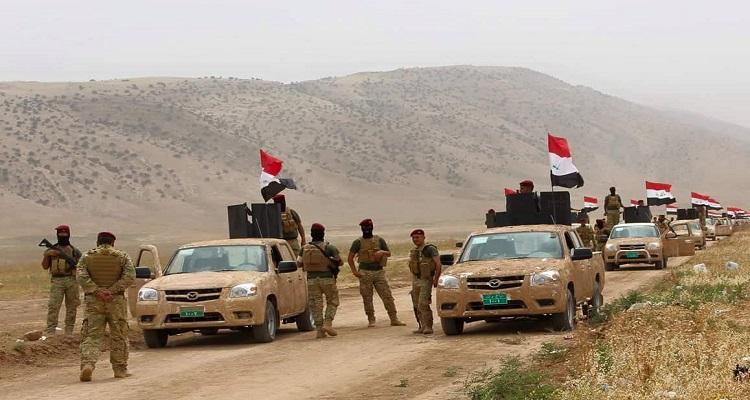 عاجل : القوات العراقية تدخل إلى مدينة الموصل معقل الجهاديين