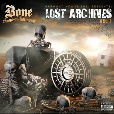 Bone Thugs-N-Harmony – Lost Archives Vol. 1 (2019) CD Completo