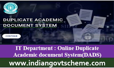 Online Duplicate Academic document System