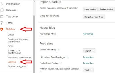 Mengatasi Blog Agar Tidak Terkena AGC (Auto Generate Content)