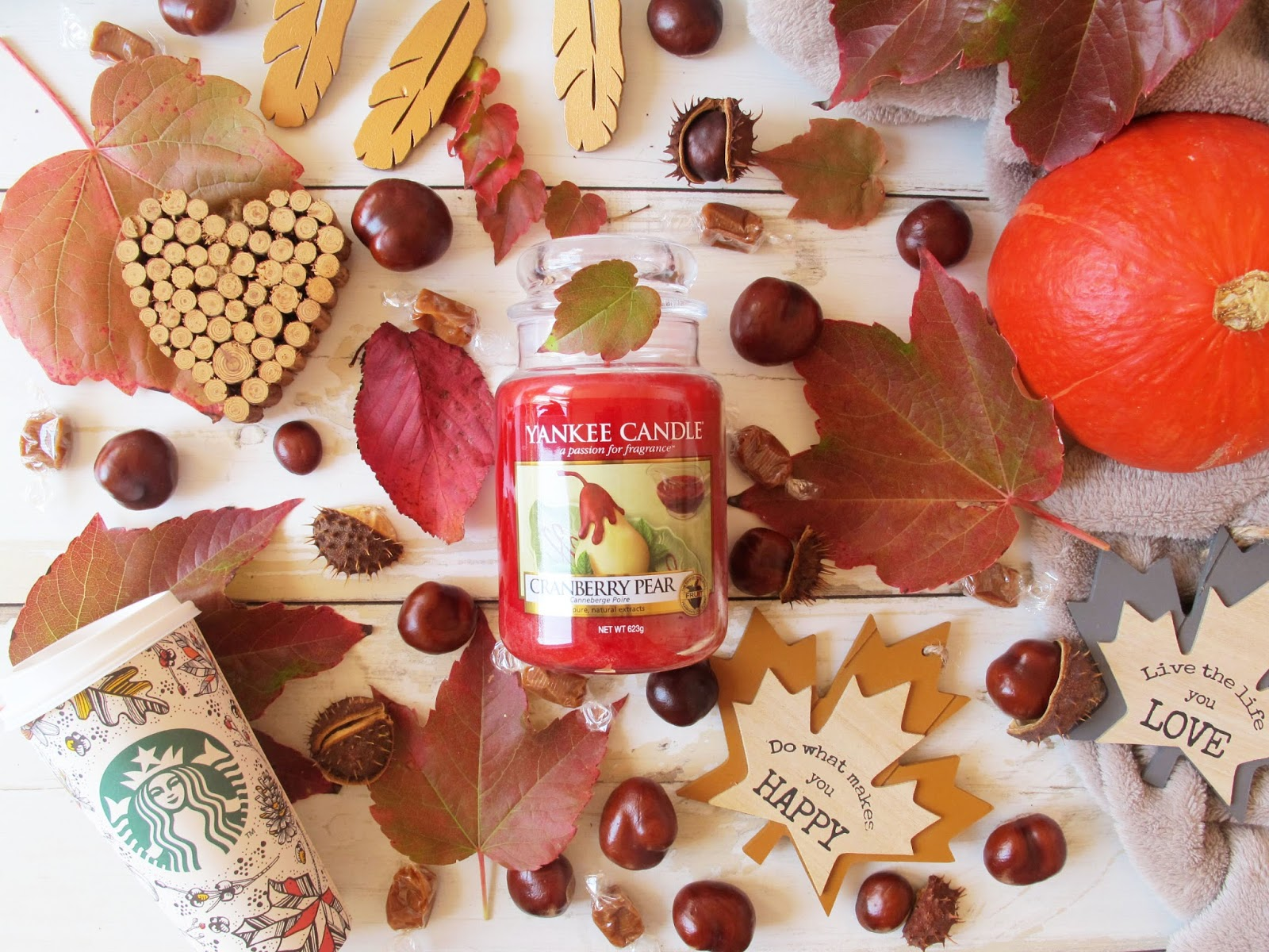 yankee candle automne