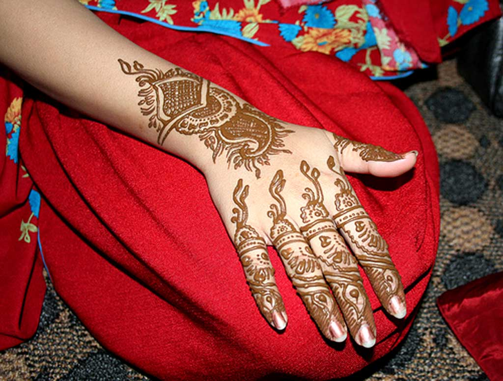 Designs Tattoos For Feet Arms Shoulders Hands Eid Wedding Picture