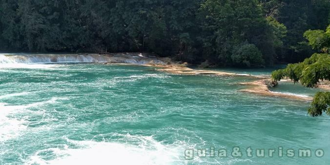Água Azul - Palenque