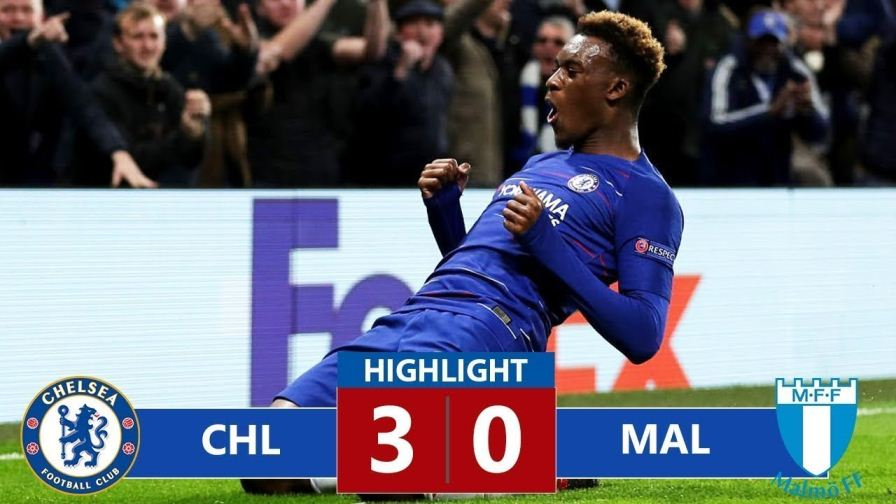 Chelsea 3 - 0 Malmo: