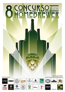 Convocatoria del VIII Concurso Homebrewer