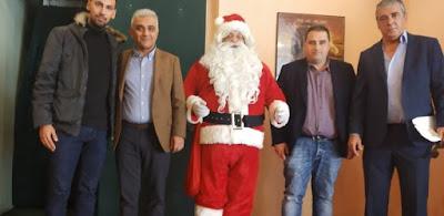 Γενική Περιφερειακή Αστυνομική Διεύθυνση Πελοποννήσου με γιορτή